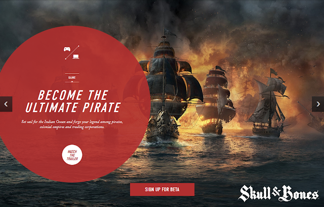 Skull & and Bones Ubisoft Become the ultimate pirate Indian Ocean ships design