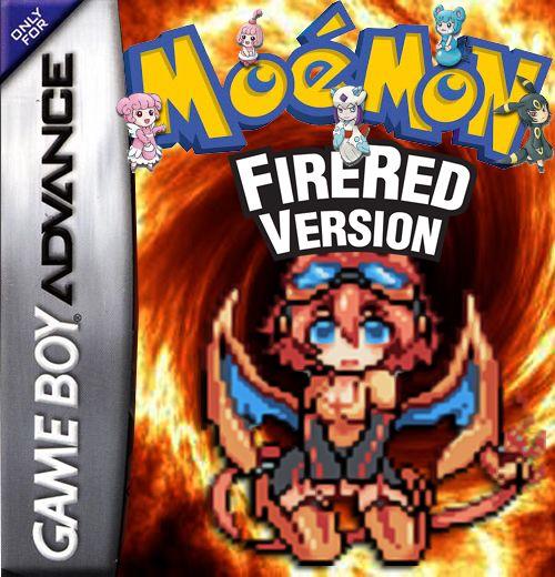 Moemon Fire Red