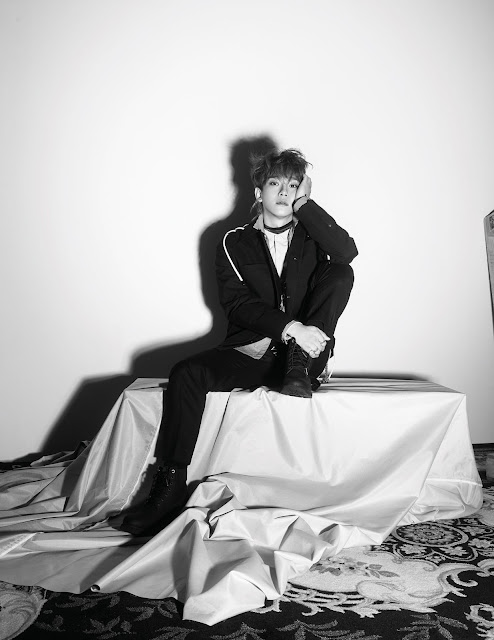 "Simak Teaser Chen EXO Untuk Album ""Don't Mess Up My Tempo"""