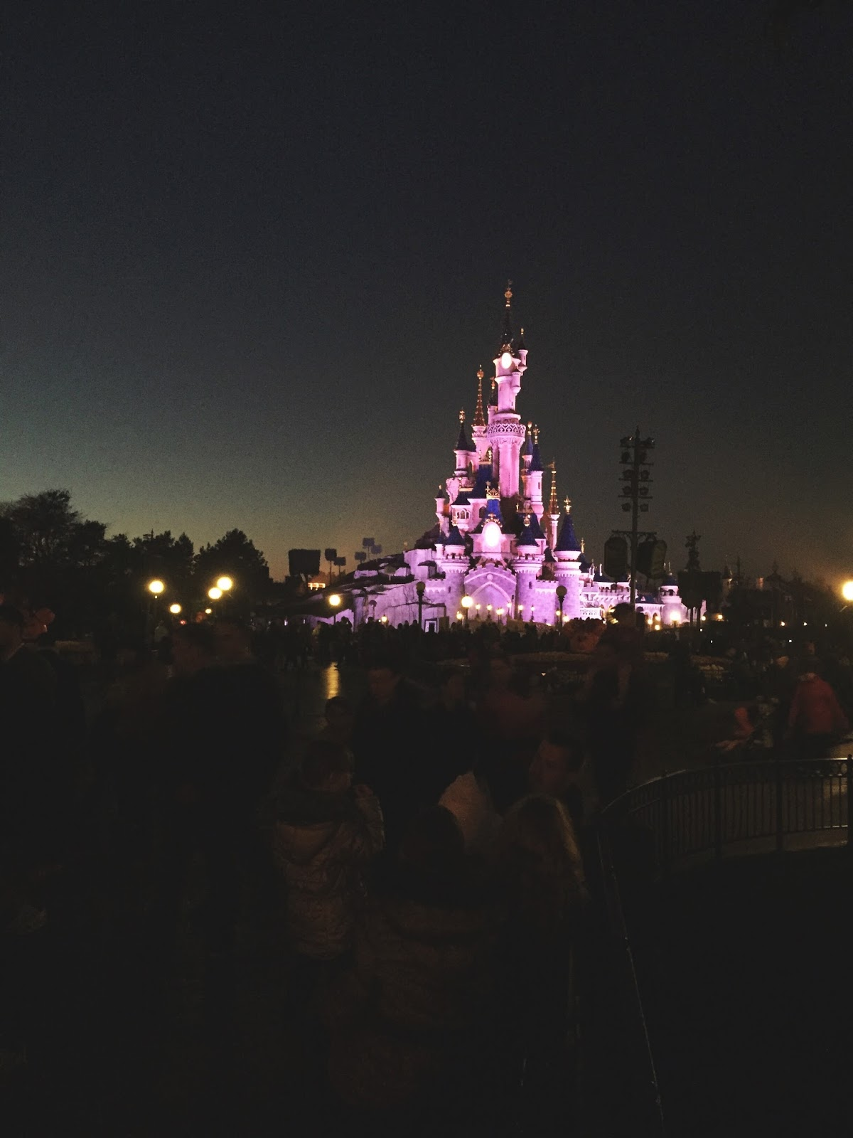 See The Stars - Disneyland Paris iPhone Camera Roll