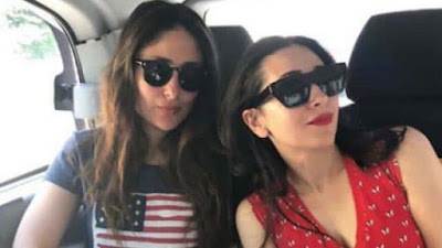 Kareena Kapoor Khan And Amrita Arora Went On A Holiday To London Video Viral On Social Media