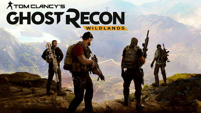 TOM CLANCYS GHOST RECON WILDLANDS-FULL UNLOCKED
