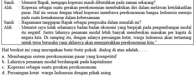 Kumpulan Soal Bahasa Indonesia Smp Kelas 9 Semester Ganjil Didno76 Com