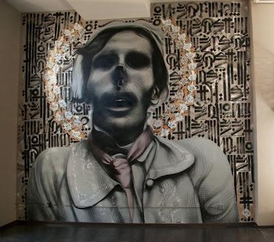 Latino art - urbano