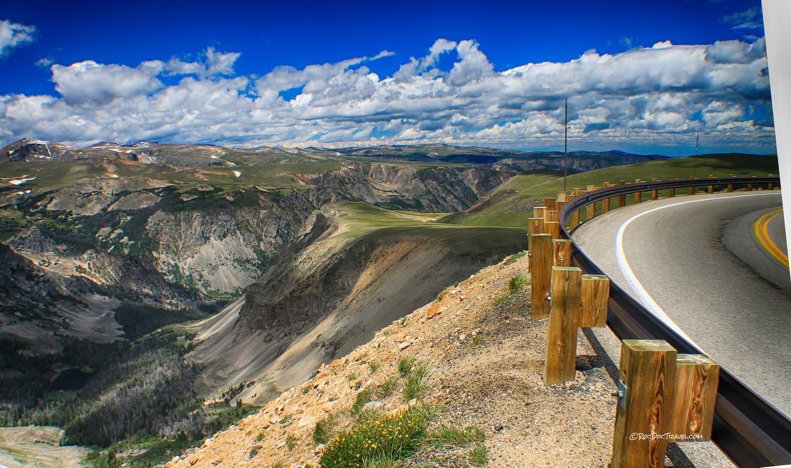 Beartooth Highway Montana Part 2 Roc Doc Travel