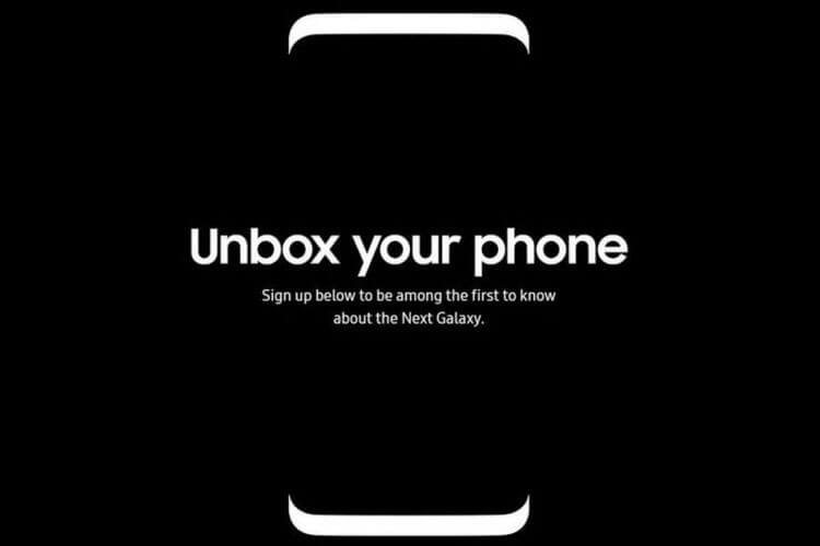 Samsung Galaxy S8 «partially» will present for 26 of February at the MWC 2017