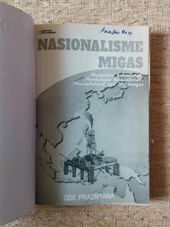 Nasionalisme Migas