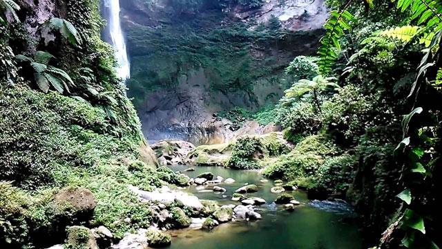 Air Terjun Jambuara/Mamabu