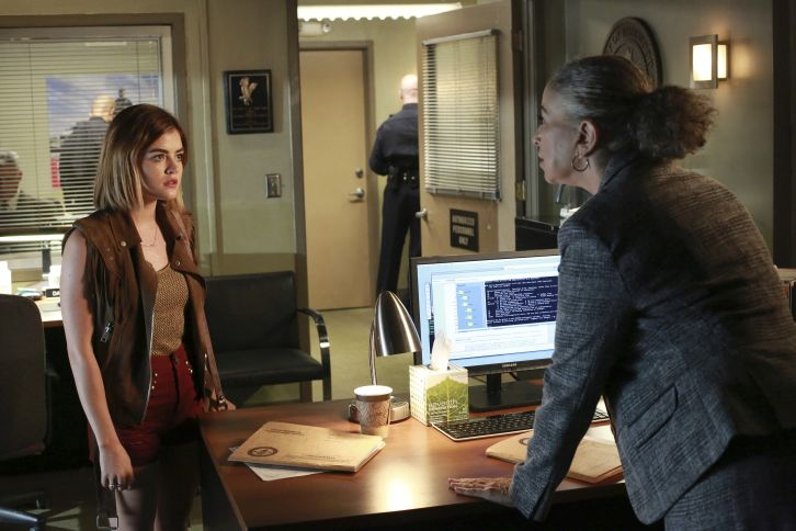 Pretty Little Liars - Episode 6.18 - Burn This - Promotional Photos + Press Release