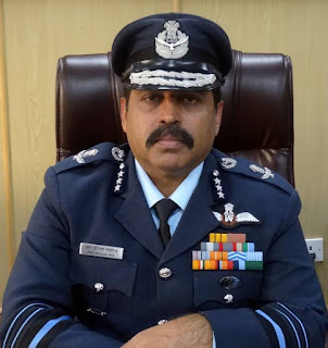 Air Marshal Rakesh Kumar to Take Over as Vice Chief of IAF