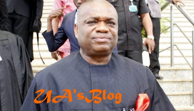 Orji Kalu's Name Missing In Approved APC Register For Abia Primaries