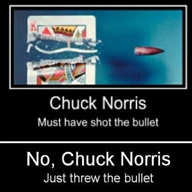 Chuck Norris Memes 28
