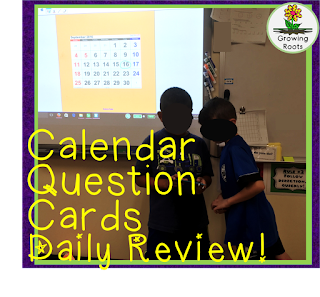 https://www.teacherspayteachers.com/Product/Calendar-Questions-2402079