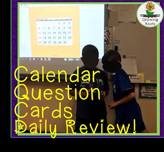https://www.teacherspayteachers.com/Product/Calendar-Questions-2402079