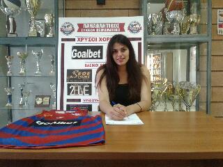 Η Ανθή Γαϊτάνη επιστρέφει στον Παναθλητικό Goalbet-Τι δήλωσε η παίκτρια