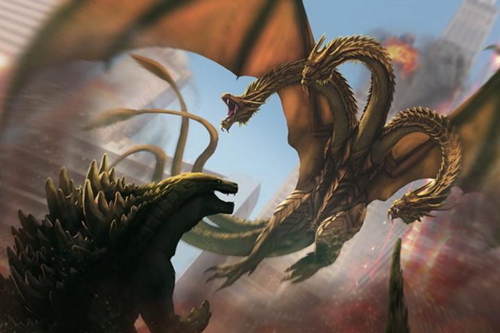 phim Godzilla vs. King Ghidorah