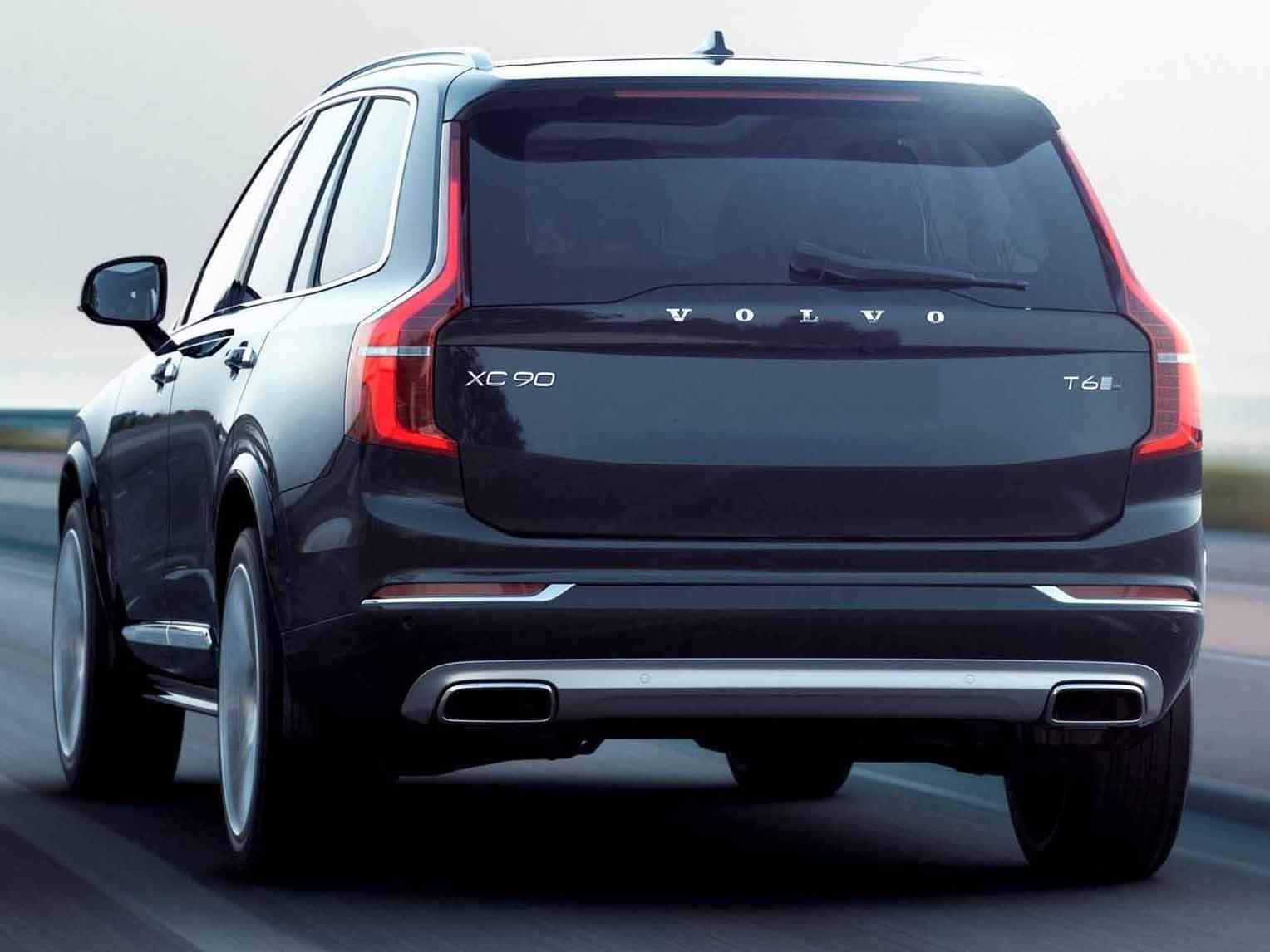 Volvo Xc90 Pre 231 Os Nos Brasil Come 231 Am Em R 319 Mil Car