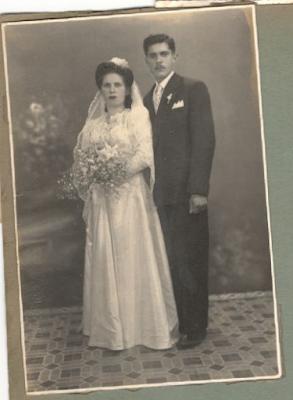 Tia Ernesta e tio Antonio (ambos in memoria)