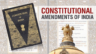 50th Amendment in Constitution of India