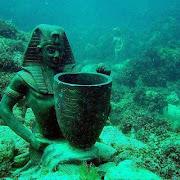 Британские историки рассказали о раскопках затонувших городов древнего Египта
