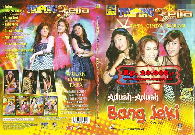3 Dara Elta - Bang Jeki (Album Triping Minang)