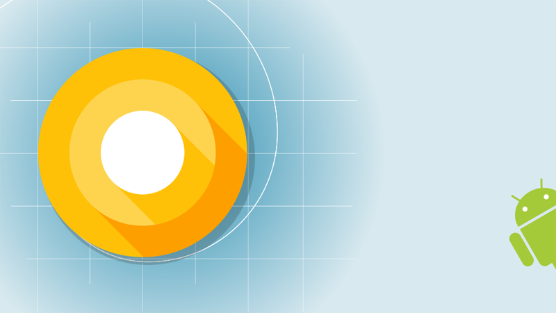 Android O Image/wallpaper : Intelligent computing
