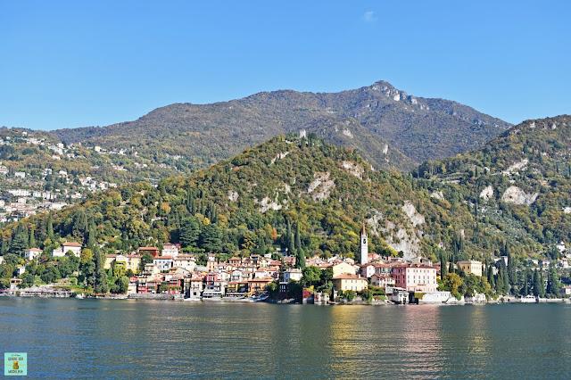 Varenna en Lago di Como
