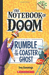The Notebook of Doom: Rumble of the Coaster Ghost