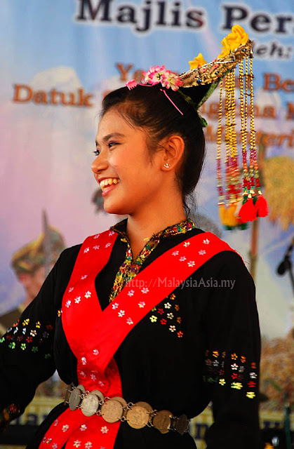 Traditional Headgear from Sabah