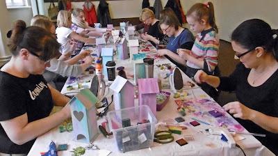 Sobota na 15 Dolnośląskich Warsztatach Craftowych