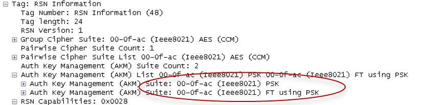 CCIE Wireless: 802 11r