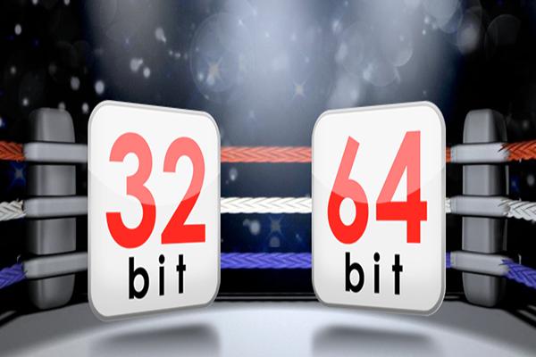 هل يمكن تحويل نظام حاسوبك من ويندوز 32Bits إلى 64Bits ؟