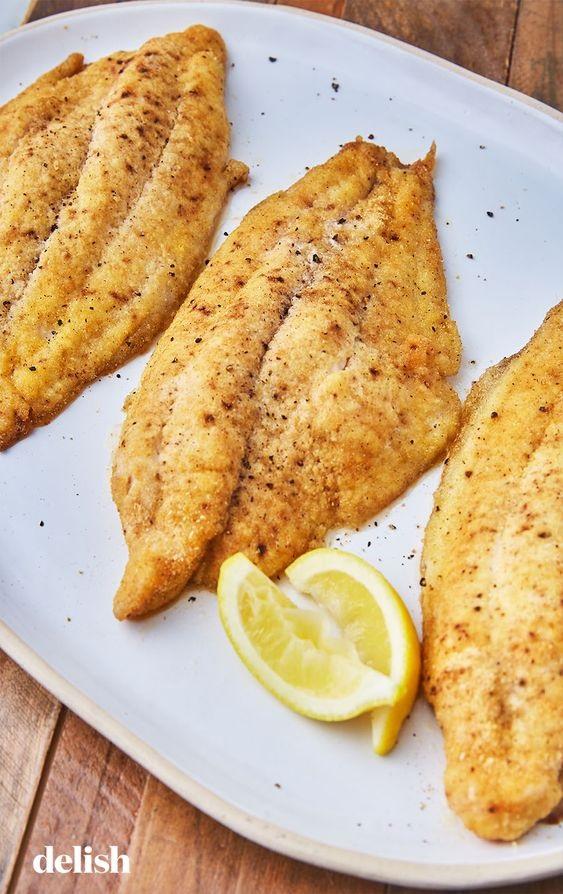 Best Baked Catfish