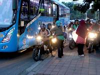 Amandemen UU Lalu Lintas Sebagai Solusi Selesaikan Permasalahan Transportasi Online