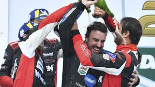 WEC - El Cadillac de Alonso se alza en las 24 horas de Daytona