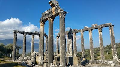 euromos zeus tapınağı