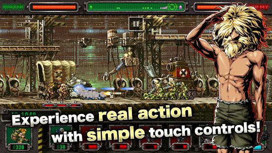 Metal Slug Defense Mod Apk Android