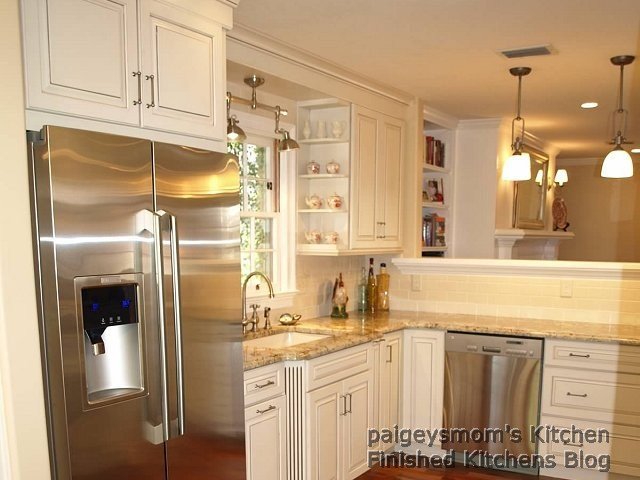 Finished Kitchens Blog Paigeysmom S Kitchen