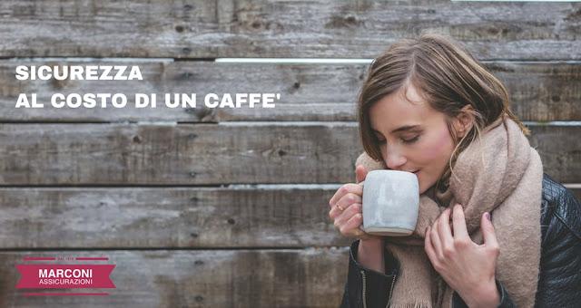Sicurezza al costo di un caffè