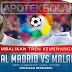 Prediksi Pertandingan - Real Madrid vs Malaga 21 Januari 2017 La Liga Spanyol