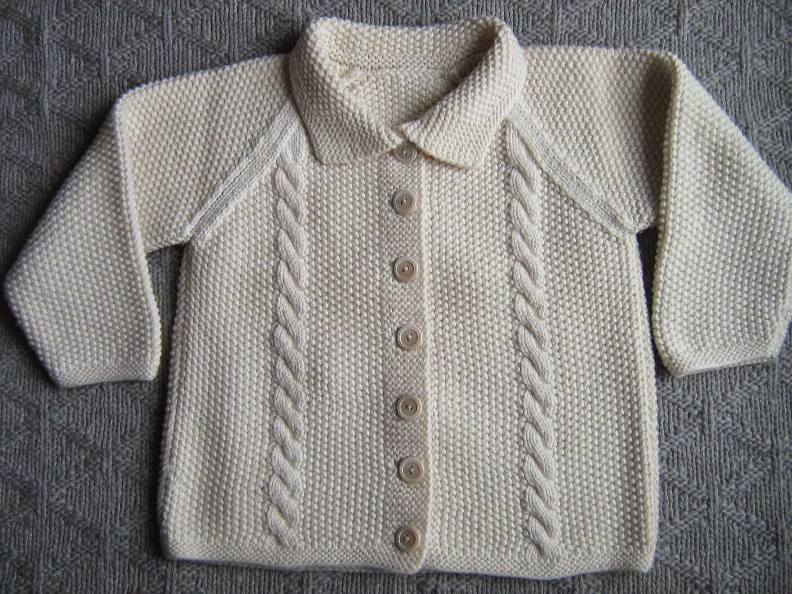 La maglia di ale e fede cardigan bimbo a 2 3 anni a punto - Punto a punto per i bambini di 3 anni ...