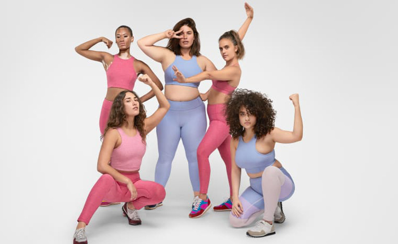 Color Therapy Just Made Its Way Into Athleisure & We're All About It