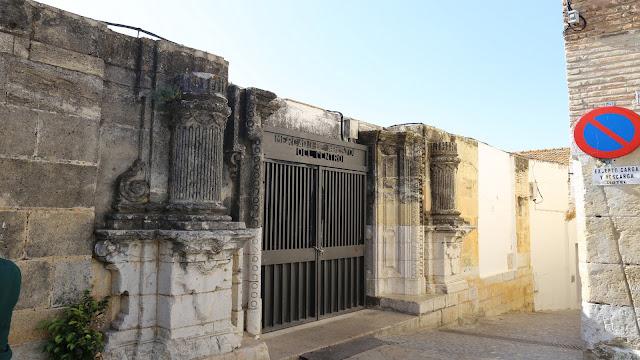 Templo inconcluso de los Jesuitas - Arcos de la Frontera