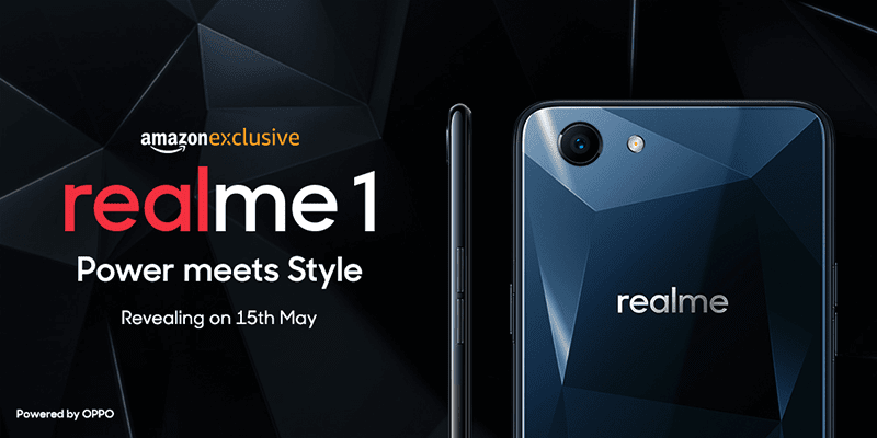 "OPPO to launch ""Realme"" sub-brand in Amazon India"