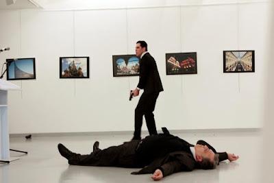 Andrej Karlov, Ankara, Berlin, terrorcselekmény, berlini terrortámadás, teherautós terrortámadás, Mevlüt Mert Altintas