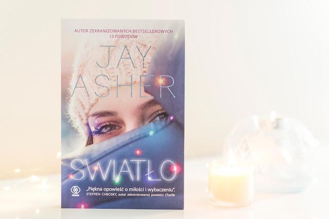 """Jay Asher """"Światło"""""""