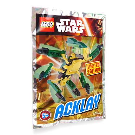 LEGO 911612 - Acklay