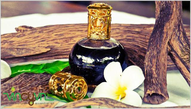 tinh dâu trầm hương