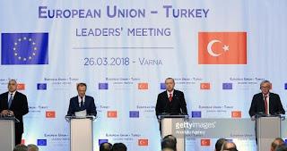 Ο Ερντογάν επιστρέφει στην πεπατημένη μετά τη Βάρνα