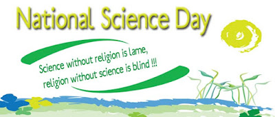 TS National Science Day celebrations on 28th of February